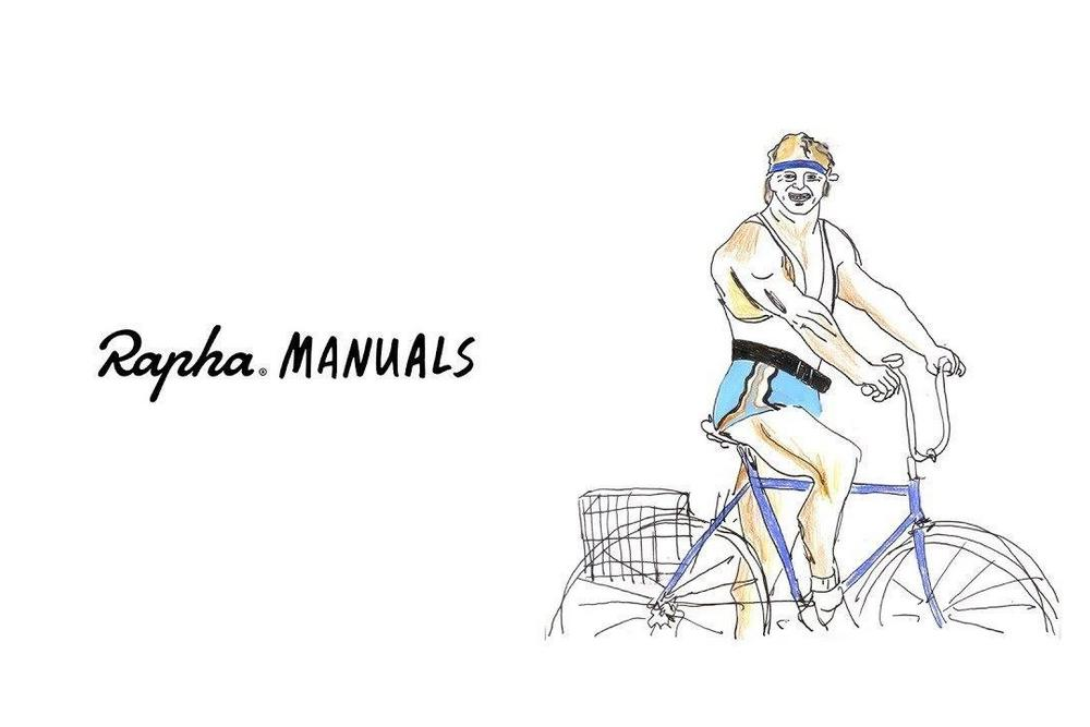 Rapha Manuals  The Sociable Sport e2ae035d3